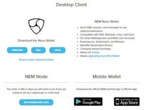 NEM (XEM) - как майнить и все о ней